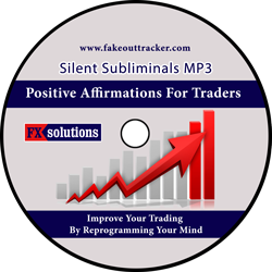 Positive Affirmations For Traders CD
